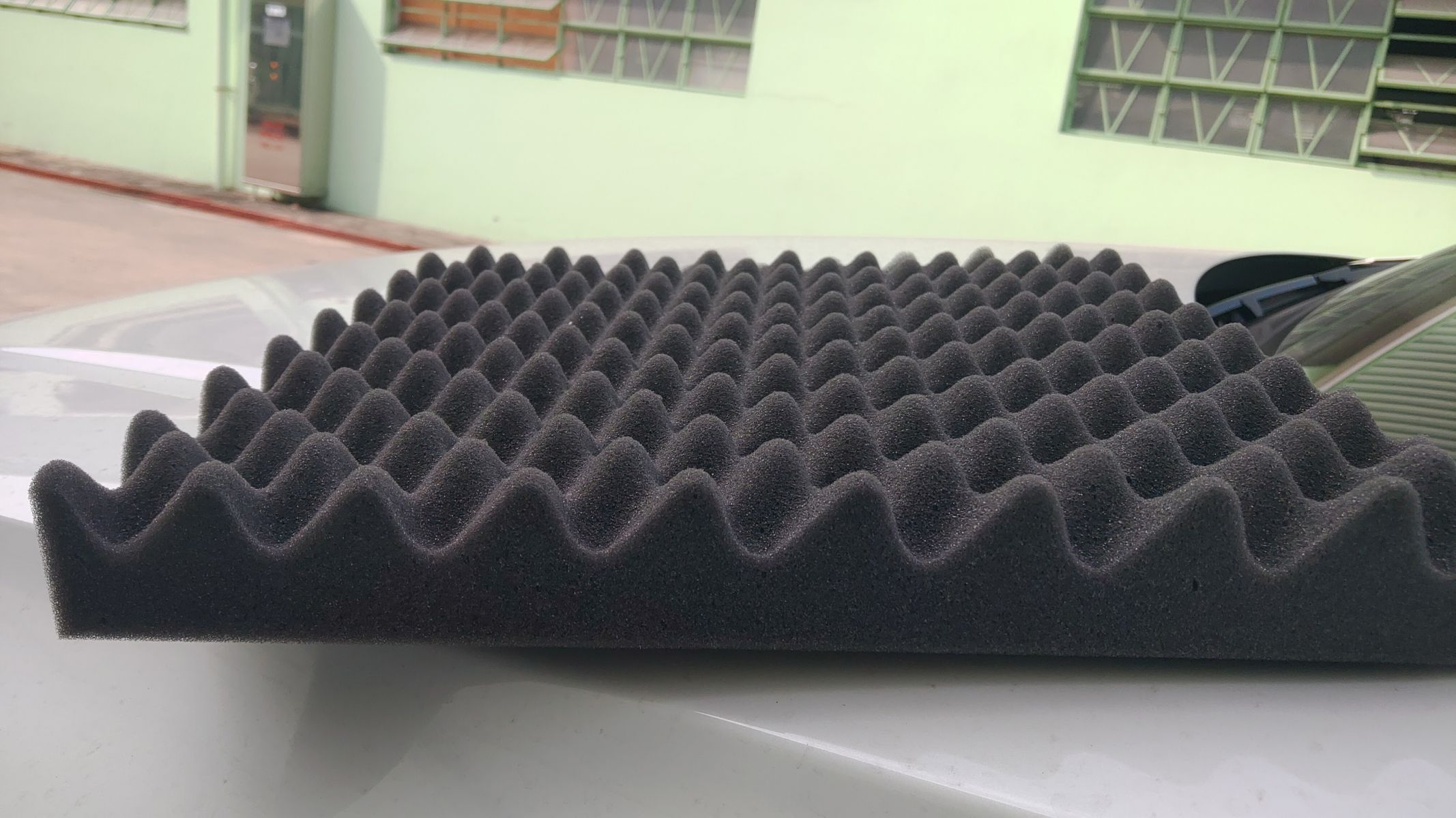 Thorns Mousse (Sound absorption Mousse)